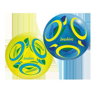 printed brasileiro heavy weight play balls
